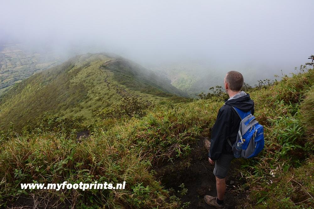 hike op de Concepciòn vulkaan Ometepe