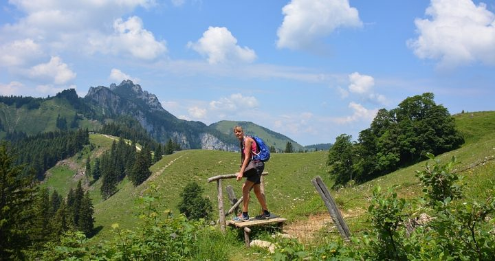 bergwandeling Duitsland, wandelvakantie Beieren