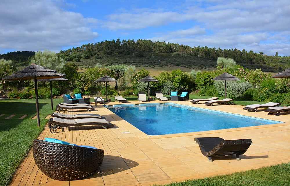 Bijzondere hotels in Portugal; Herdade Agua d'Alte