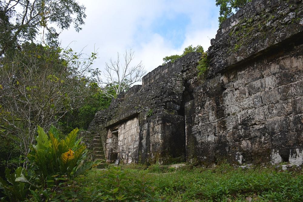 tempels van Tikal