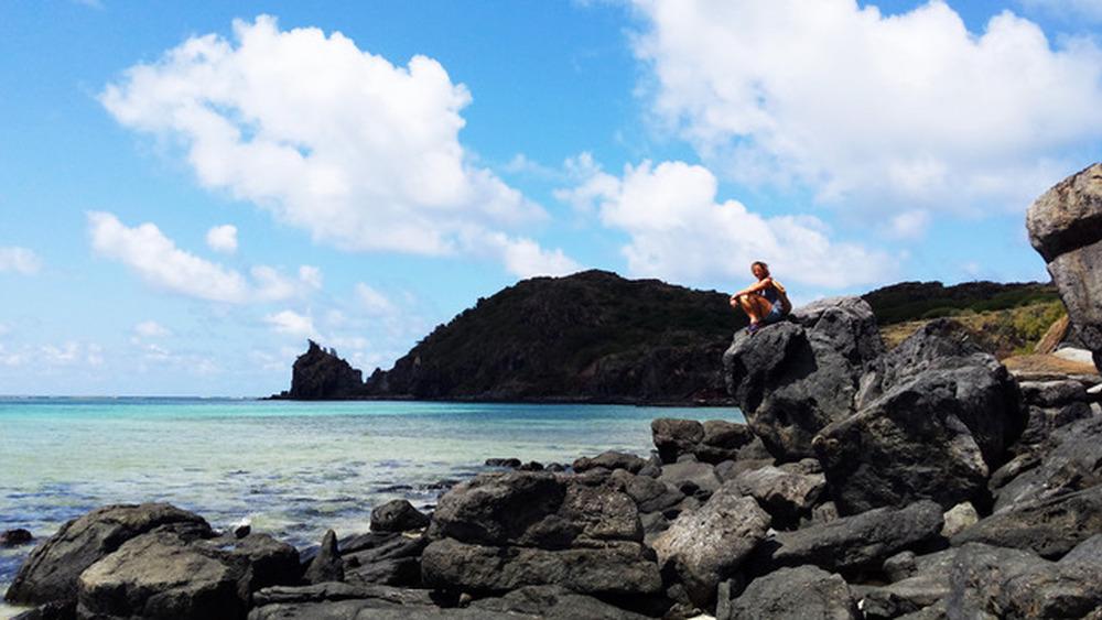 Het ultieme geluk op  Rodrigues