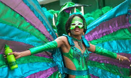 carnival op Dominica