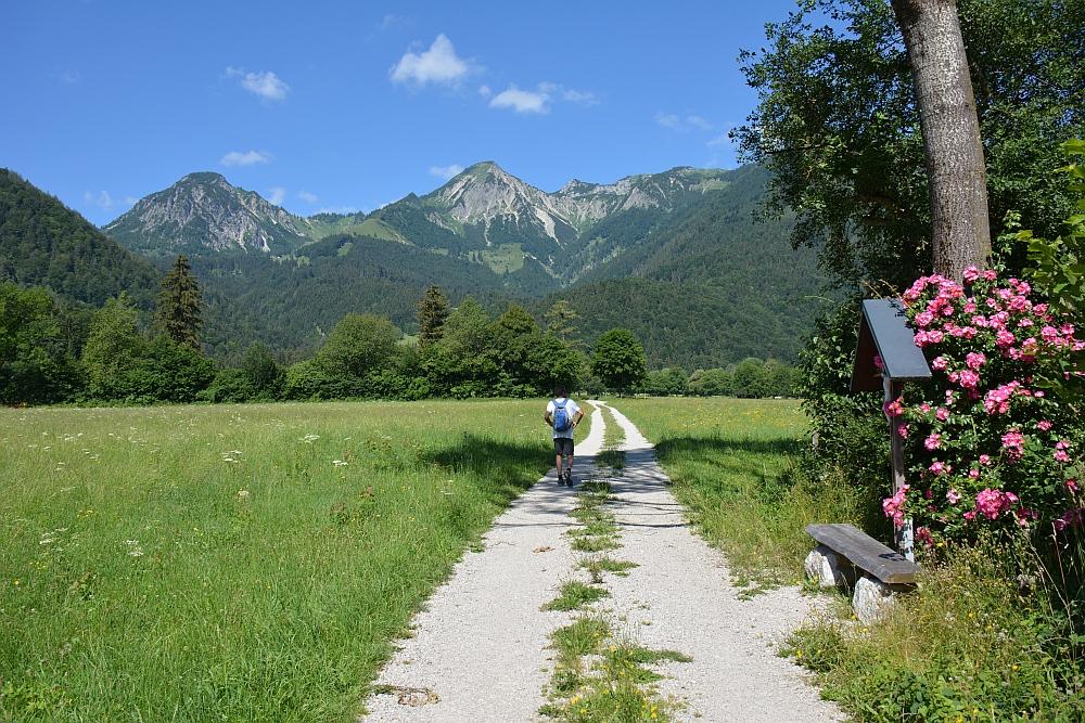 Smokkelaarsroute in de Beierse Alpen