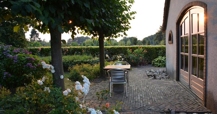 Overnachten langs de Walk of Wisdom Bed and Breakfast de Botterpot, Groesbeek