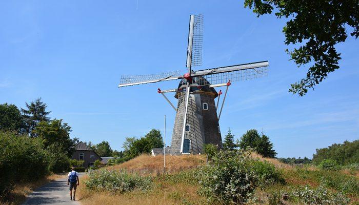 Walk of Wisdom van Grave naar Hernen molen