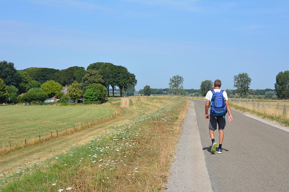 Walk of Wisdom van Grave naar Hernen