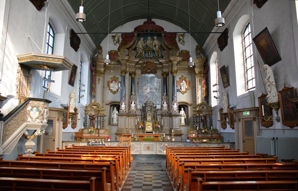 Walk of Wisdom van Grave naar Hernen kerkje