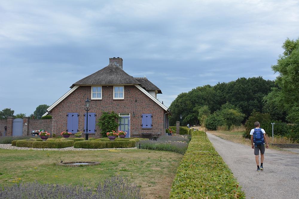 Walk of Wisdom van Hernen naar Winssen boerderij