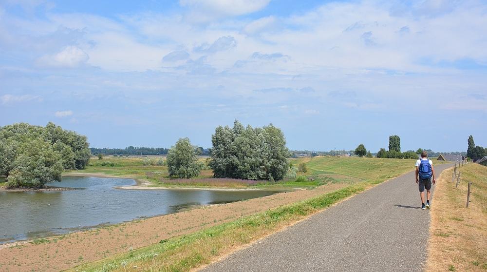 Walk of Wisdom van Hernen naar Winssen dijk