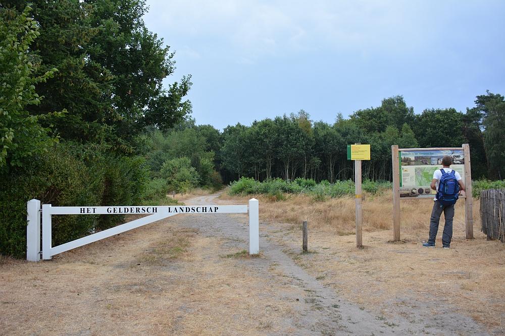 Walk of Wisdom van Hernen naar Winssen startpunt