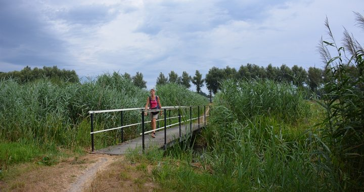 Walk of Wisdom van Hernen naar Winssen brug