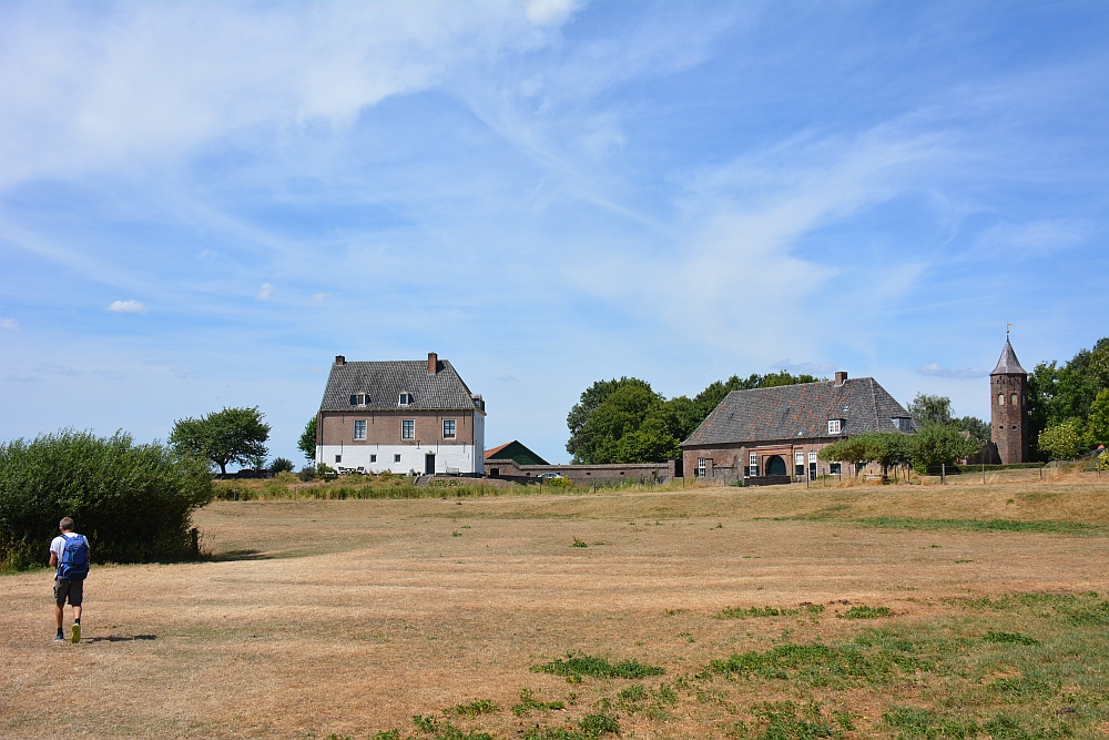 Walk of Wisdom van Nijmegen naar Groesbeek Boerenlandpad
