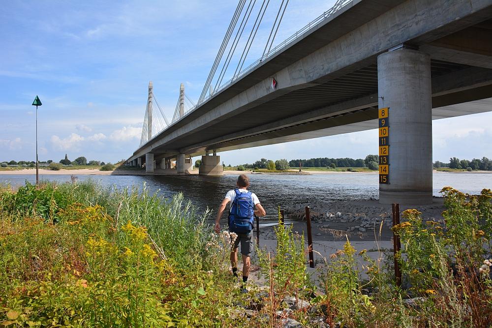 Walk of Wisdom van Winssen naar Nijmegen onder de A 50 door