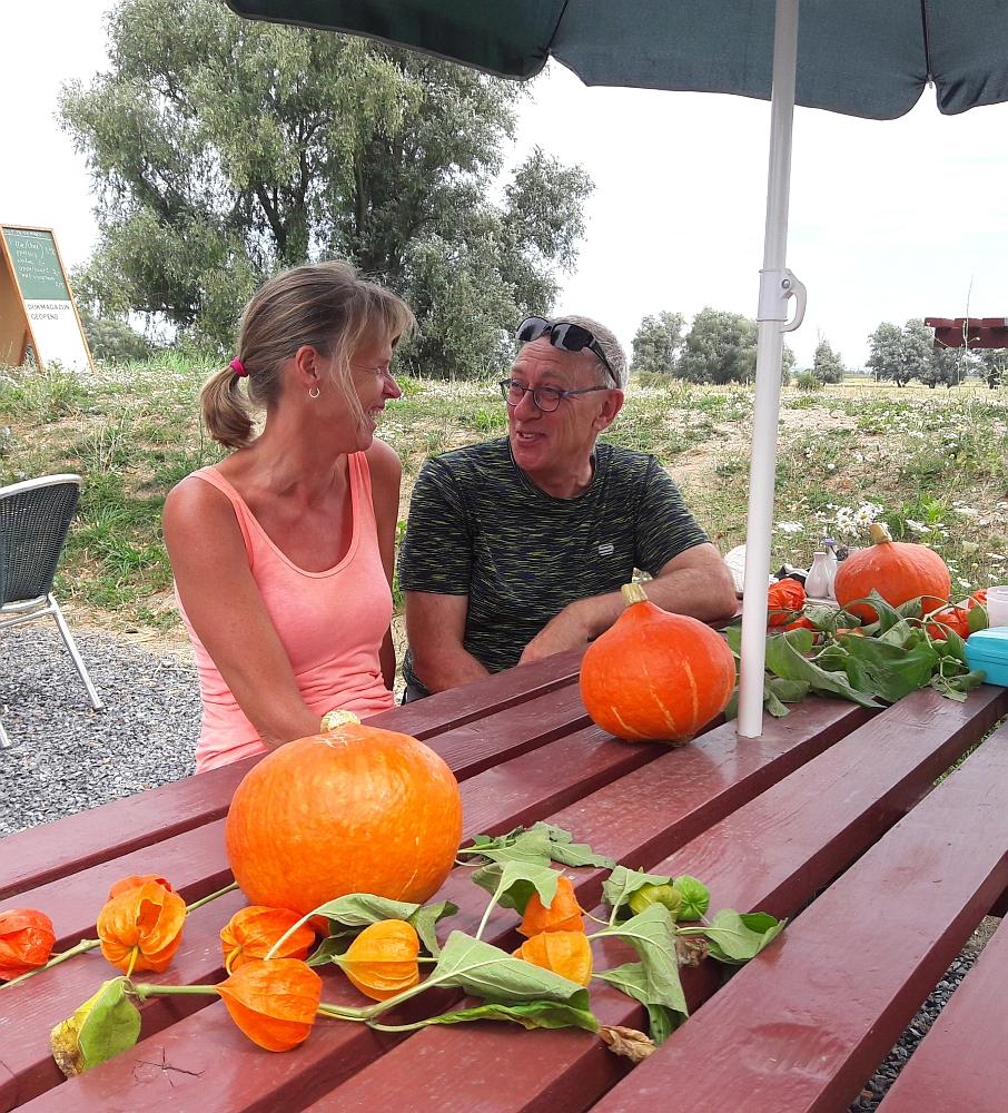 Walk of Wisdom van Winssen naar Nijmegen ontmoeting met Rob Wolfs