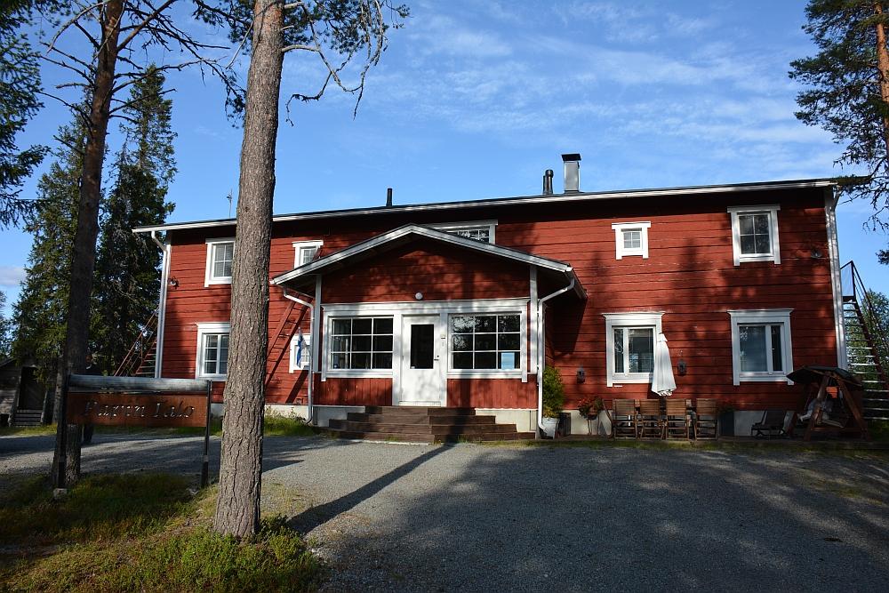 Wandelen in Finland Papin Talo Lodge