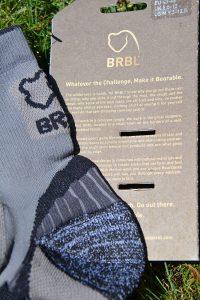 Berghen wandelschoenen en sokken Bearable