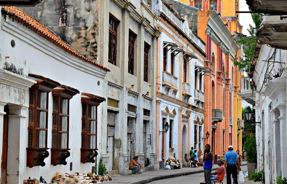 Wonen in Colombia Cartagena