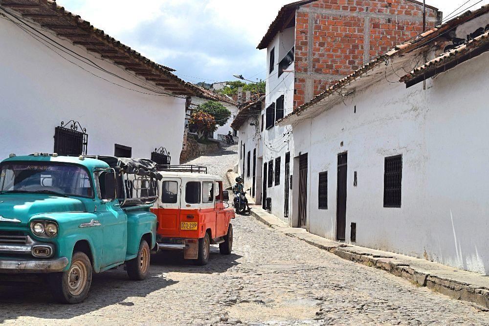 Wonen in Colombia bezoek aan Giron