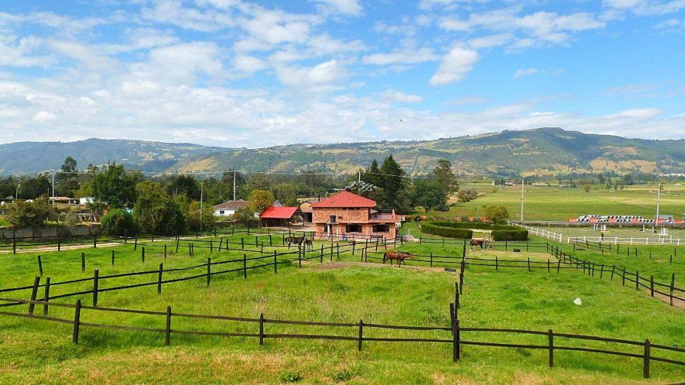 Wonen in Colombia ons huis op het Colombiaanse platteland