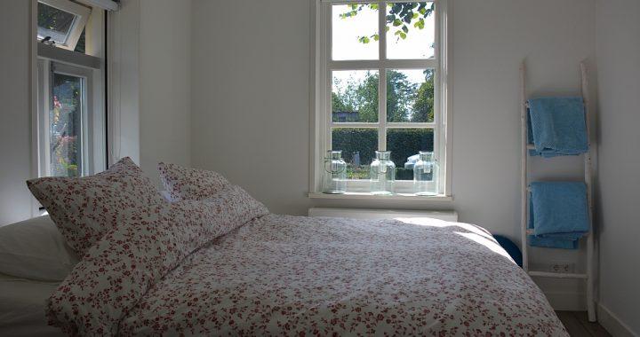 B&B Woonboerderij Dijkerhoek slaapkamer