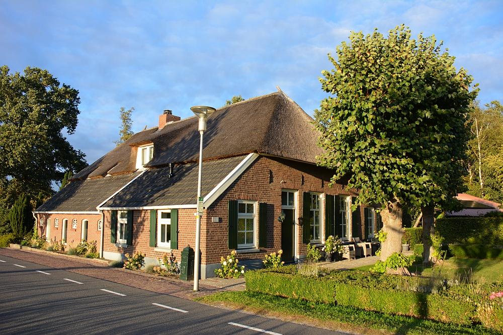 B&B Woonboerderij Dijkerhoek voor en achterhuis