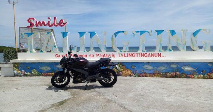 Emigreren naar de Filipijnen mijn Kawasaki Dominar