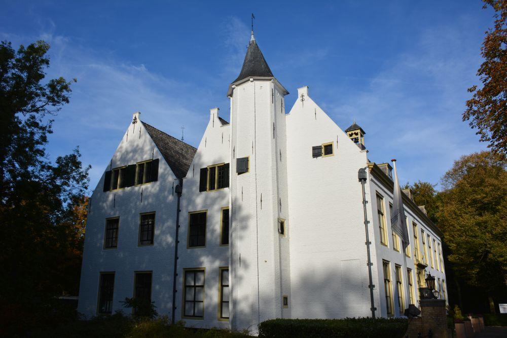 Fietsen IJsselmonde kasteel van Rhoon