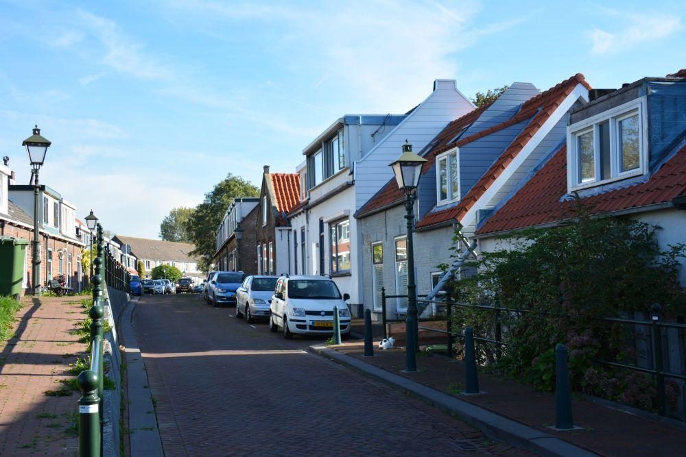 Maas en Vestingroute IJsselmonde Pastoriedijk Pernis