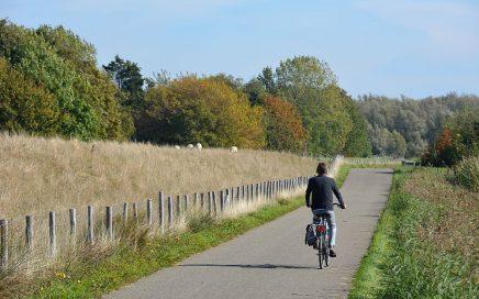 Maas en Vestingroute IJsselmonde tussen water en akkers