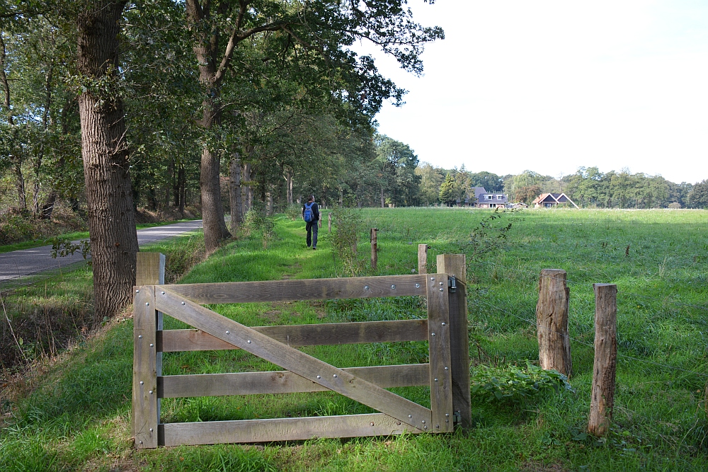 Trage tocht Hilvarenbeek wandelen