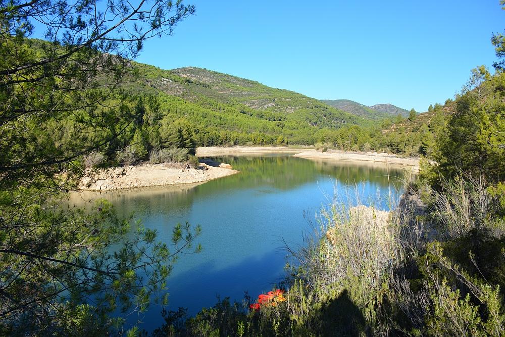 Vakantie in Castellón Embalse de L'Alcora