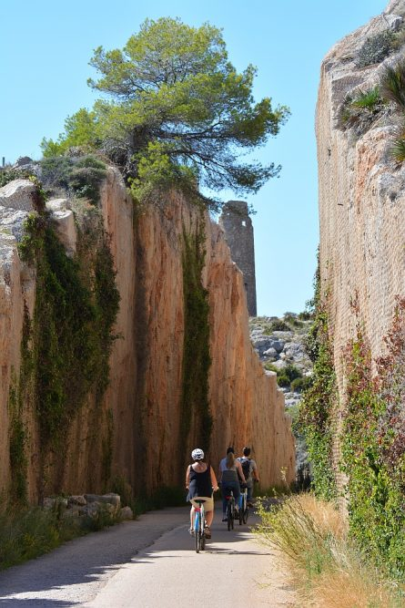 Vakantie in Castellón Via Verde del Mar Oropesa