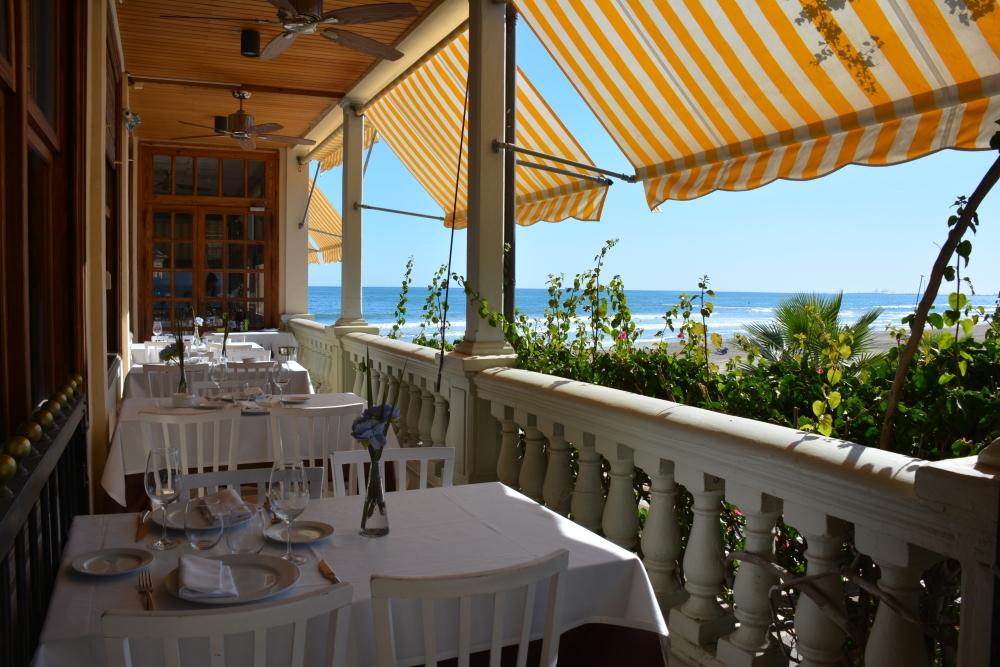 Vakantie in Castellón restaurant hotel Voramar Alcossebre