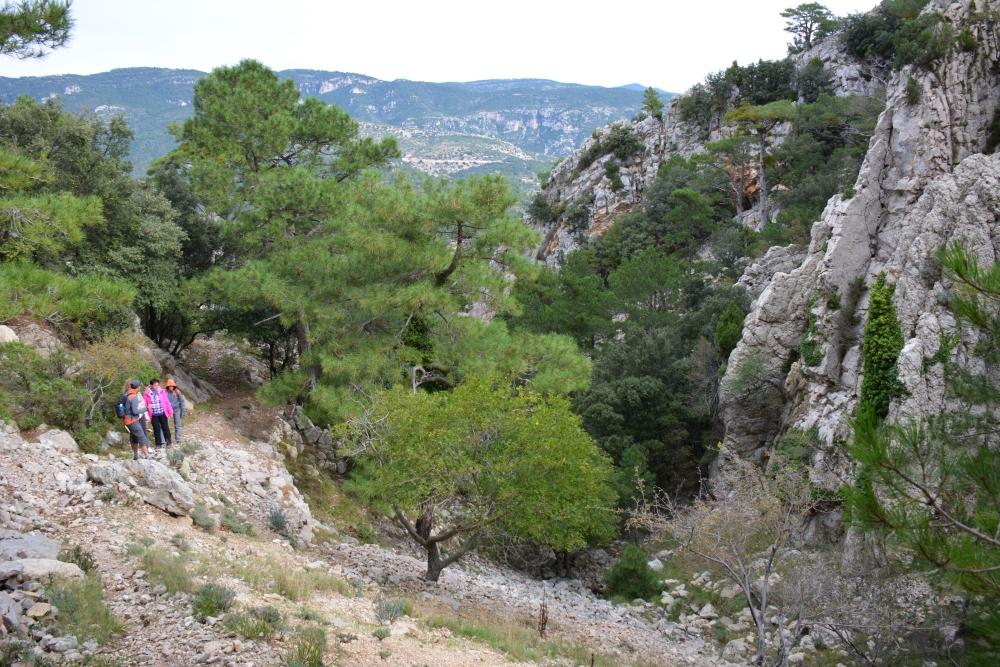 Vakantie in Castellón wandelen Parc Natural Tinença de Benifassà