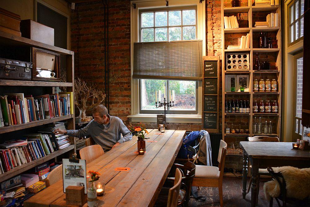 Wandelen in Soest DLC Café Soest
