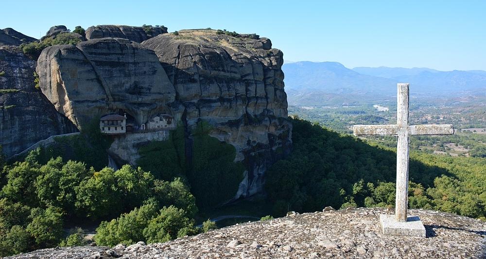Myfootprints Griekenland pagina, kloosters Meteora