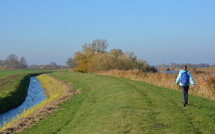Zuiderwaterlinie wandelpad