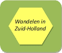 wandelen in Zuid-Holland