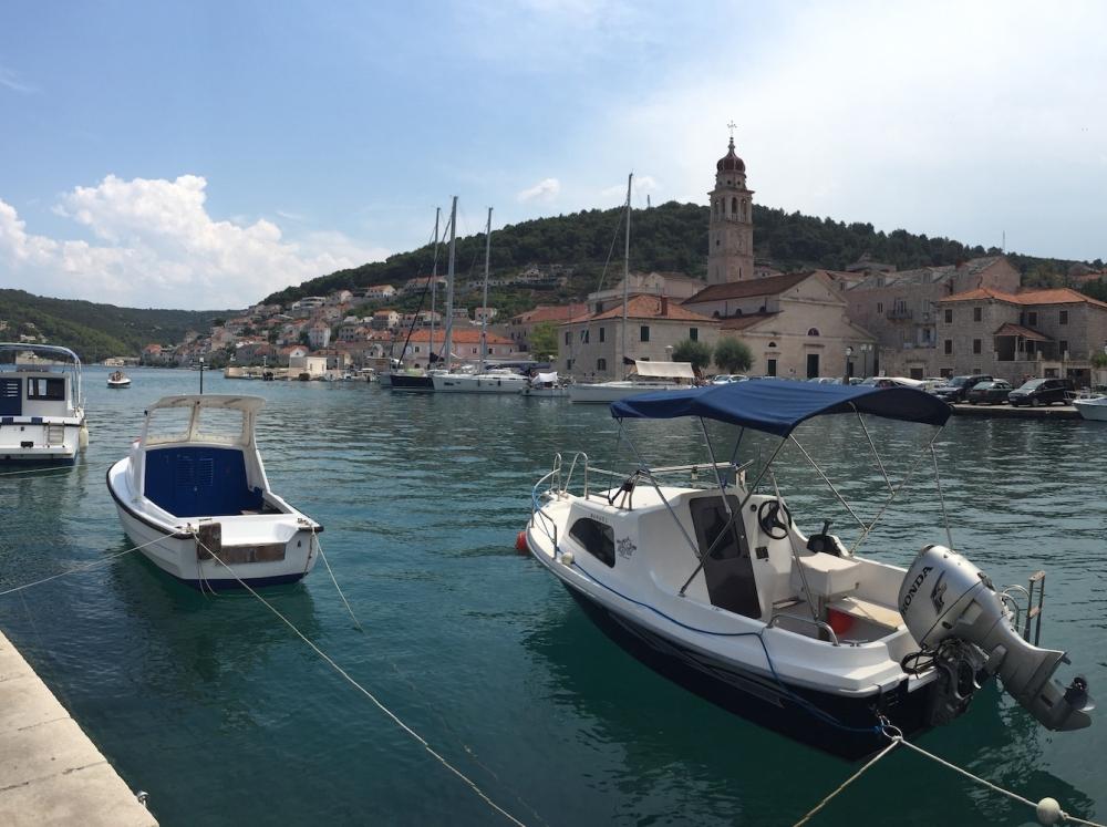 Brač, leukste eiland van Kroatië