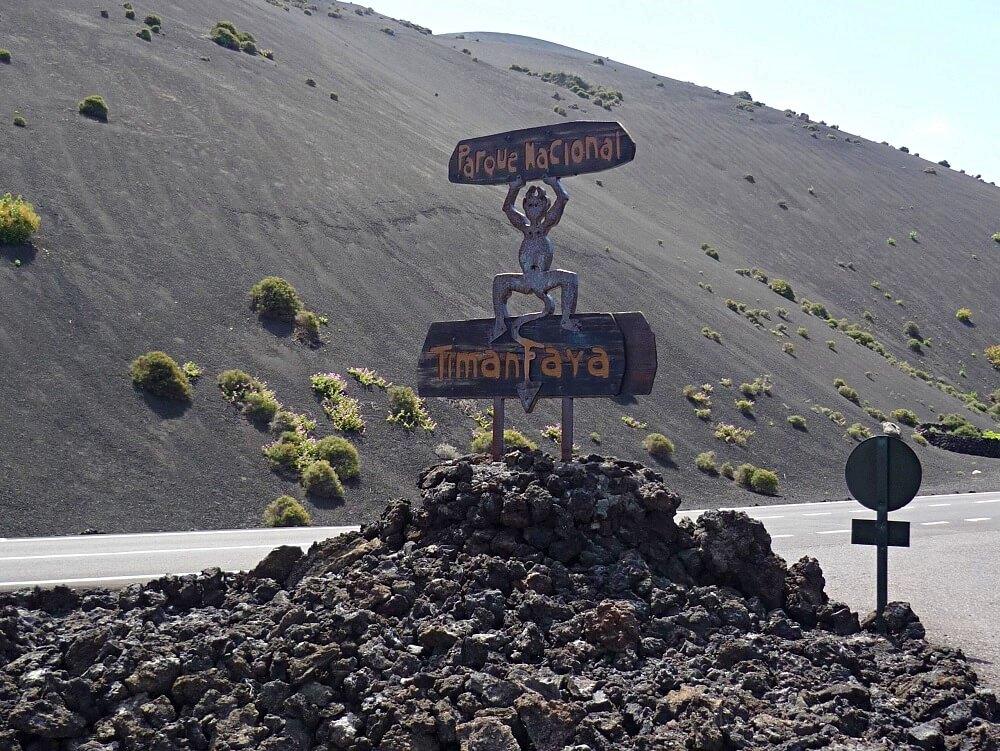 De leukste eilanden van Europa Timanfaya op Lanzarote