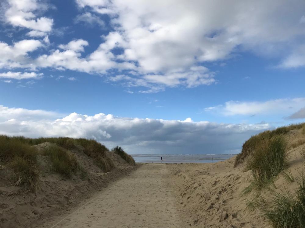 De mooiste plekken van Duitsland waddeneiland Borkum duinen