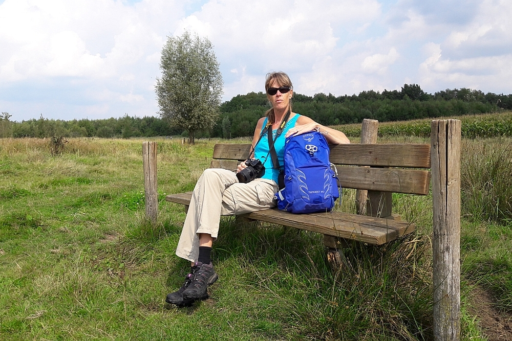 Osprey Tempest 20 rugzak wandeluitrusting wandelen in Nederland