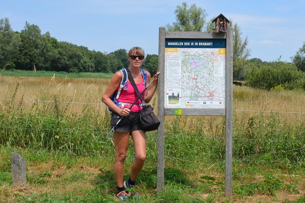 Wandelen en afval oprapen wandelen in Nederland