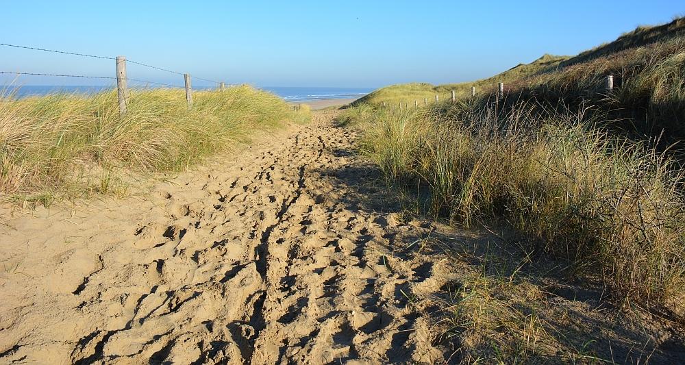 Wandelen in Zuid-Holland pagina van wandelblogger Myfootprints