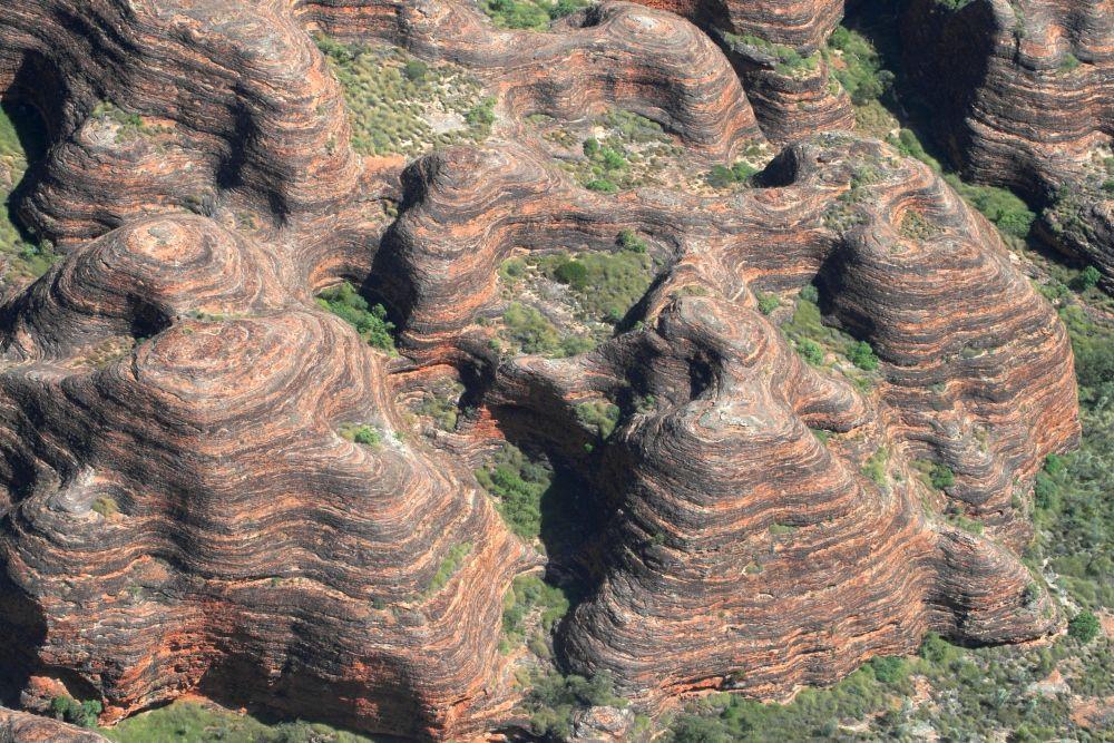 Bungle Bungle range Australië