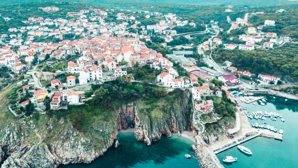de leukste eilanden van Europa Krk in Kroatië