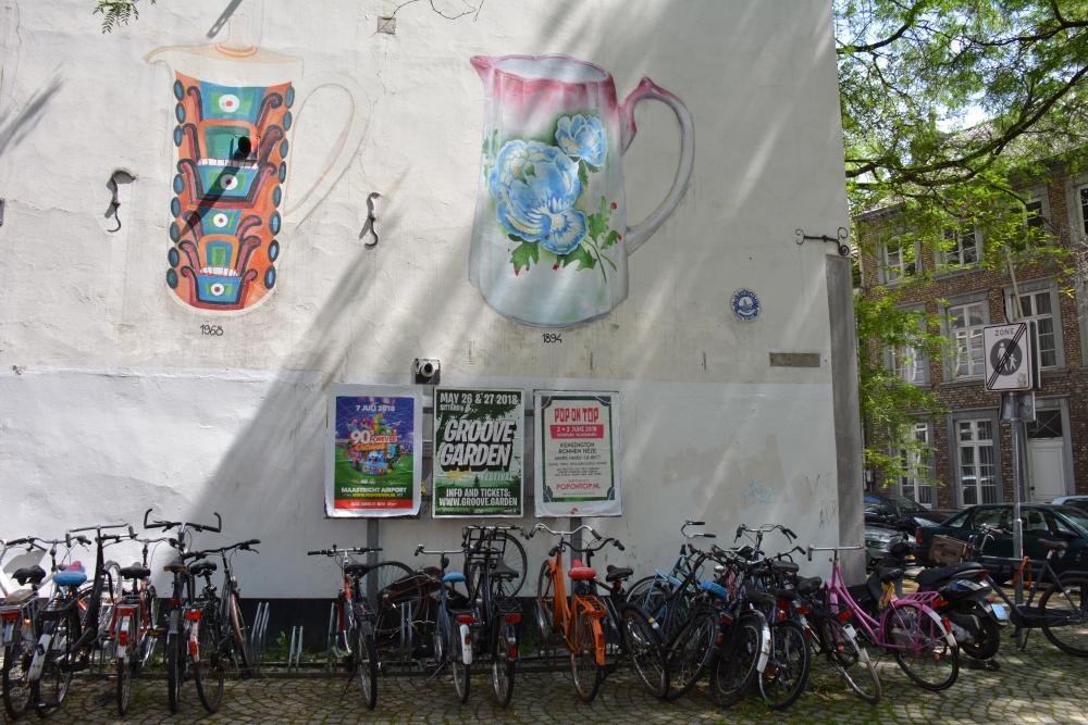 hotspots in Maastricht streetart
