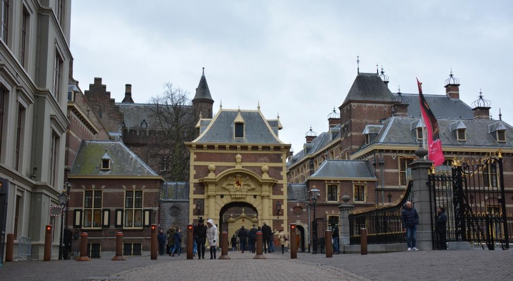 mooiste reisfoto's van 2018 Binnenhof Den Haag