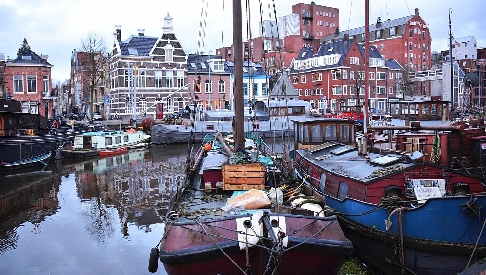 wandelen in Groningen pagina van wandelblogger Myfootprints