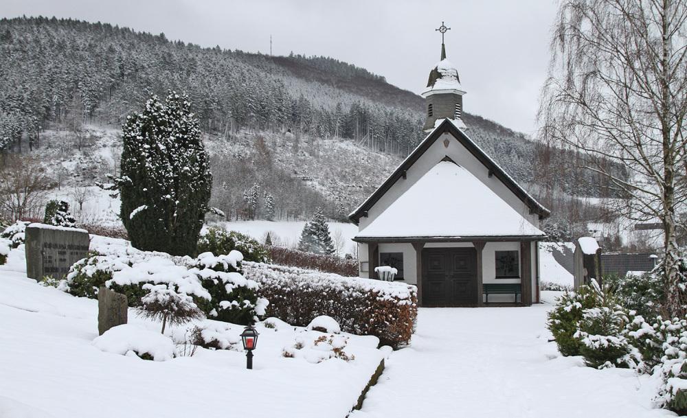winter vakantie in het Rotharagebirge Duitsland